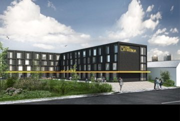 Hotel Project  near Frankfurt