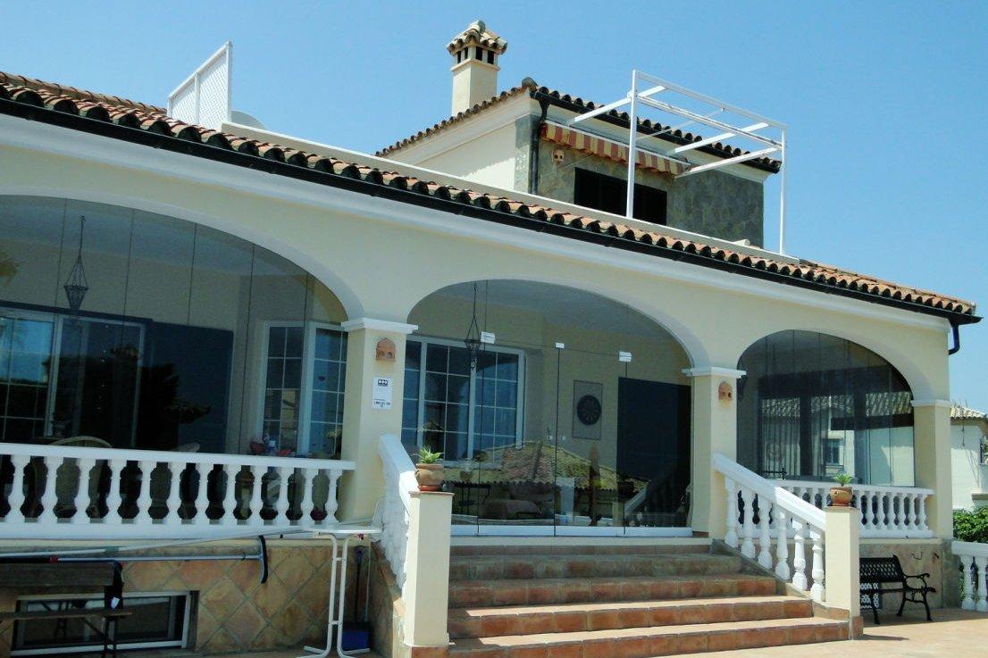 Изысканная villa on the seaside
