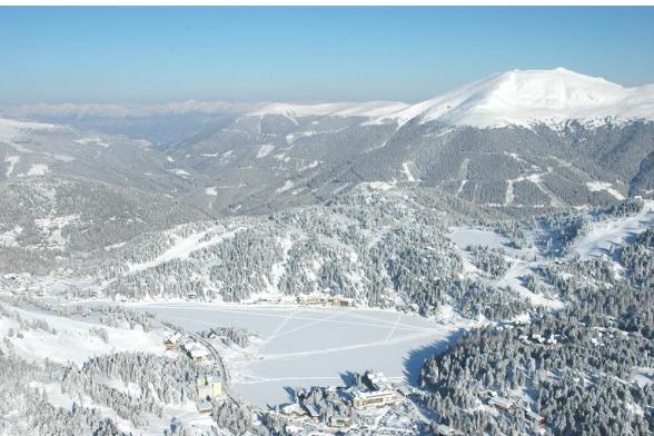 4 star Hotel, at the ski area