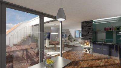 Dachgeschosswohnung verkaufen