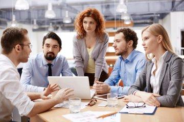 Управление фирмой в Германии на основе аутсорсинга