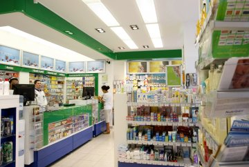 Profitable store with offices 6%
