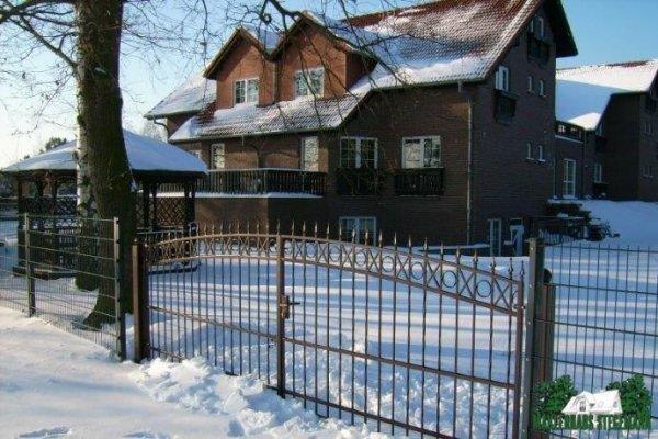 Гостиничный комплекс у Лужицких озер