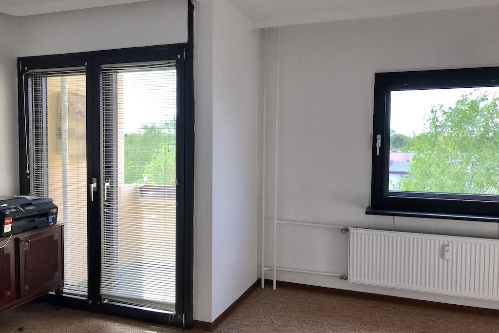 Светлая 3-комнатная квартира в Щтеглице