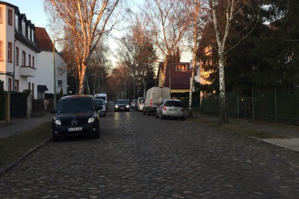 Дом в Берлине!
