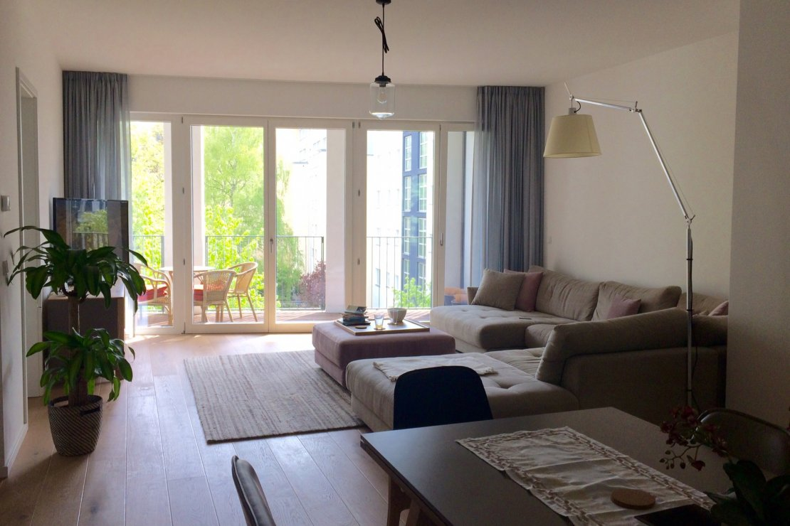 Nice and big 3-room apartment