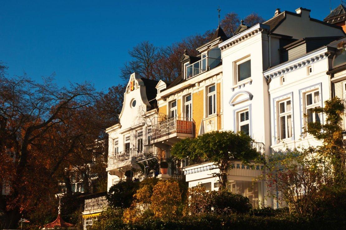 The old building next to the Park Sanssouci