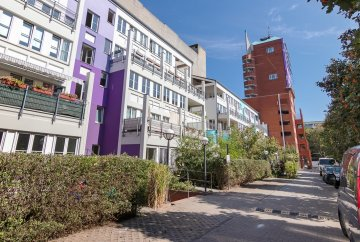 Современная квартира в Берлине