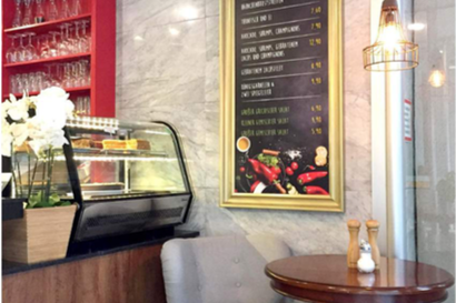 Продажа бизнеса: ***Кафе на Ku'damm ***