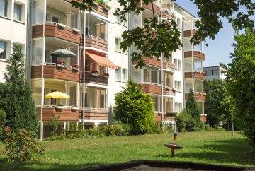 Квартира возле озера в Берлине