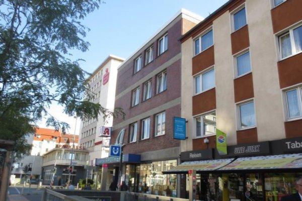 жилое и коммерческое здание