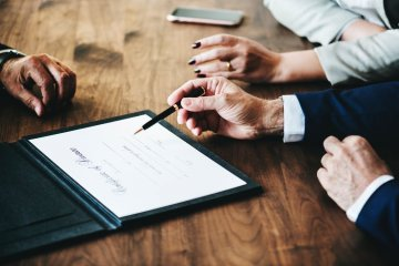 Notarized considerations