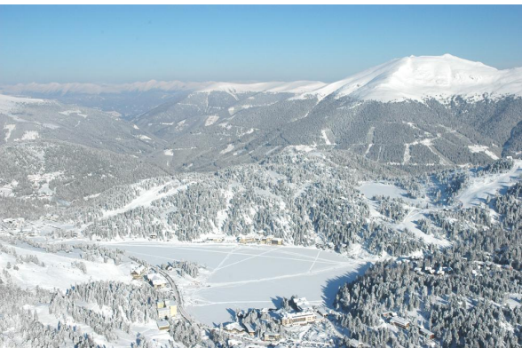 4-звездочный отель горнолыжный курорт