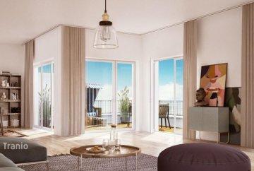 Новые апартаменты с видом на озеро, Берлин, Германия