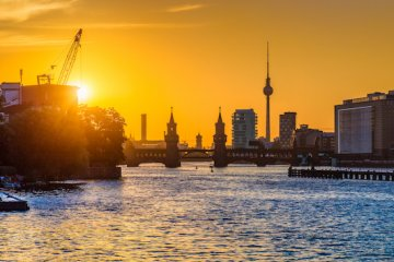 New construction projects in Berlin