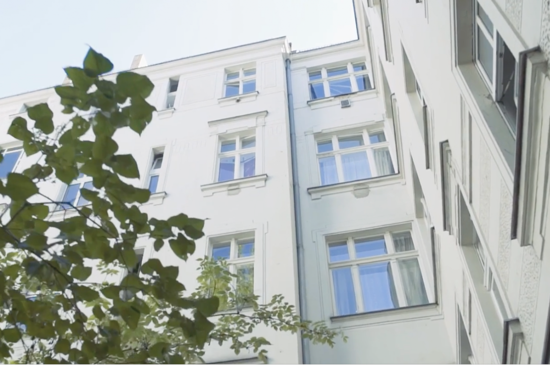 1-room apartment in Neukölln