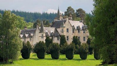 Schloss verkaufen in Europa