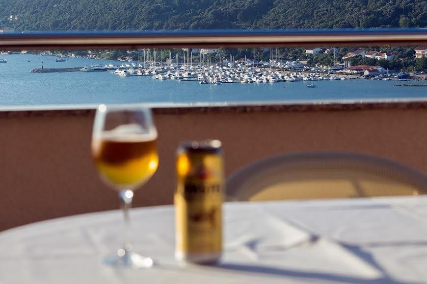 Курортный комплекс на острове в Хорватии