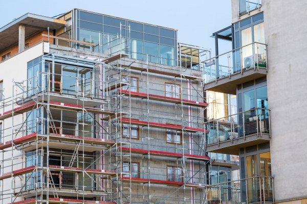 Новый проект в центре Берлина