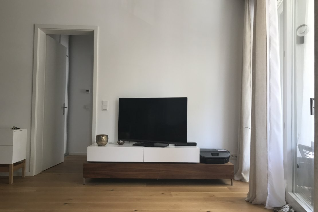 Apartment in the heart of Frankfurt