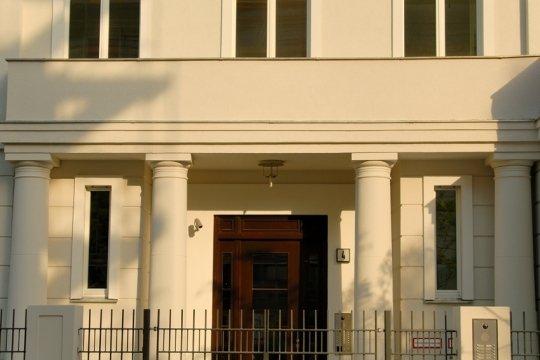 Аренда квартиры в Берлине -Diplomaten Park