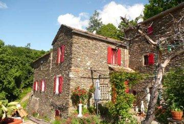 The guest house Mas du Seigneur