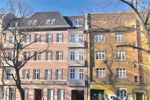 Санированные квартиры в  Пренцлауэрберге