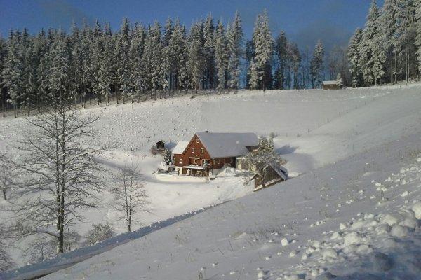 Сказочный  отель на высоте 750 метров