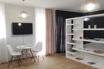 Однокомнатная квартира  в новом доме в  аренду