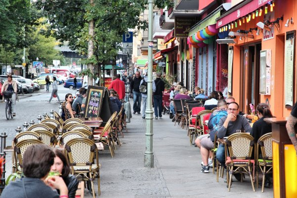 Stadtteile Berlins in denen sich Investments lohnen
