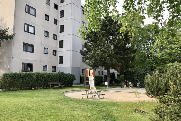1-комнатная квартира в Берлине