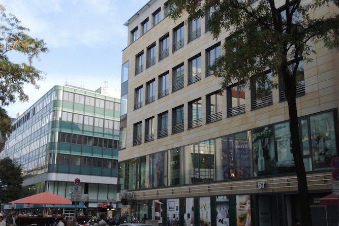Сдам офис 130 кв.м., Международный торговый центр