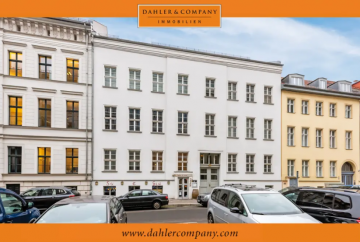 Attractive investment property in Mitte