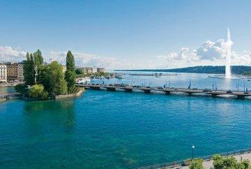 Hotel im Herzen von Geneve