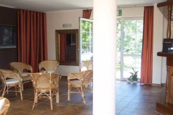 Well-kept hotel complex in the Lusatian lakes region as a means of investment