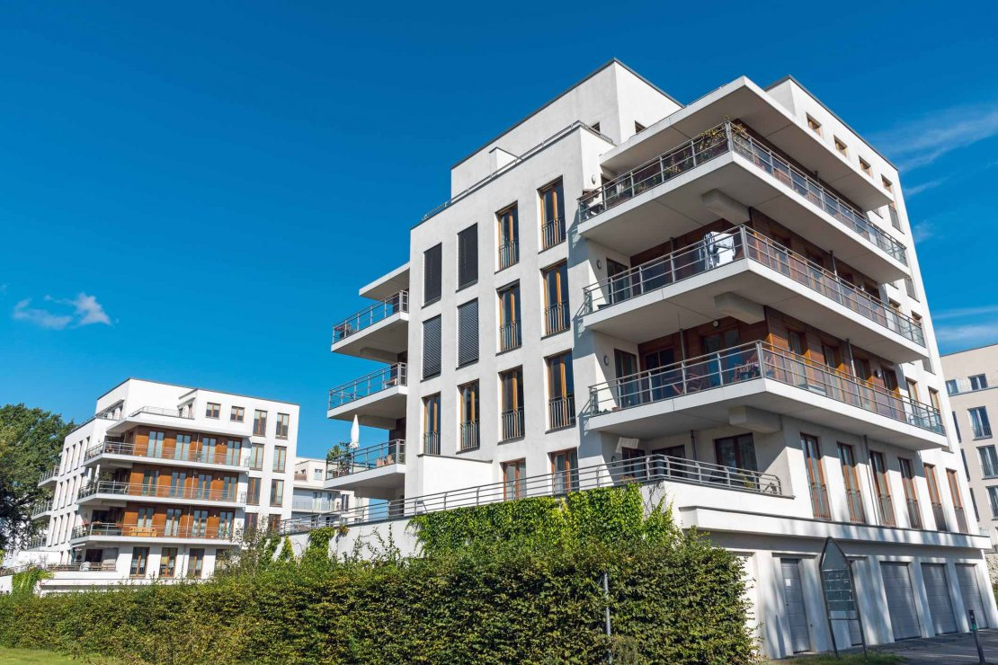 Attractive new building in Marzahn