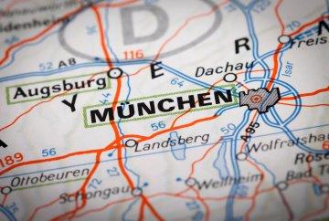 Отличная квартира  в Мюнхене!