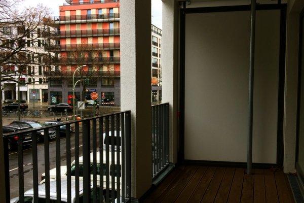 3-комнатная квартира с балконом
