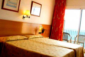 Отель на побережье Коста Брава
