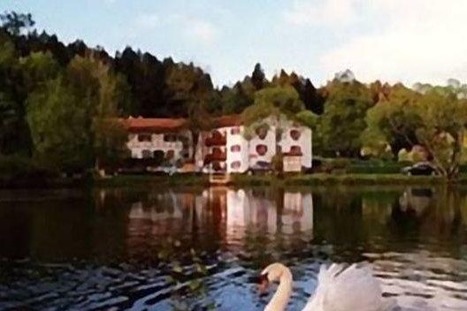 Загородный отель в Тюрингии
