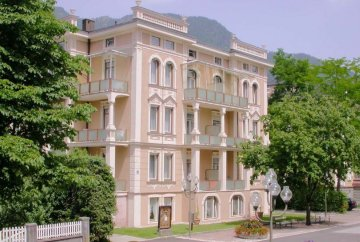 Resort residence in bad Reichenhall
