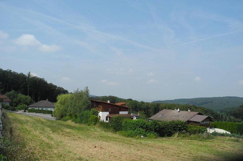 Земельный участок недалеко от Вены