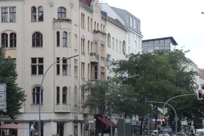 1 комнатная квартира Берлин Александрплатц