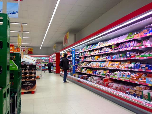 Edeka - супермаркет