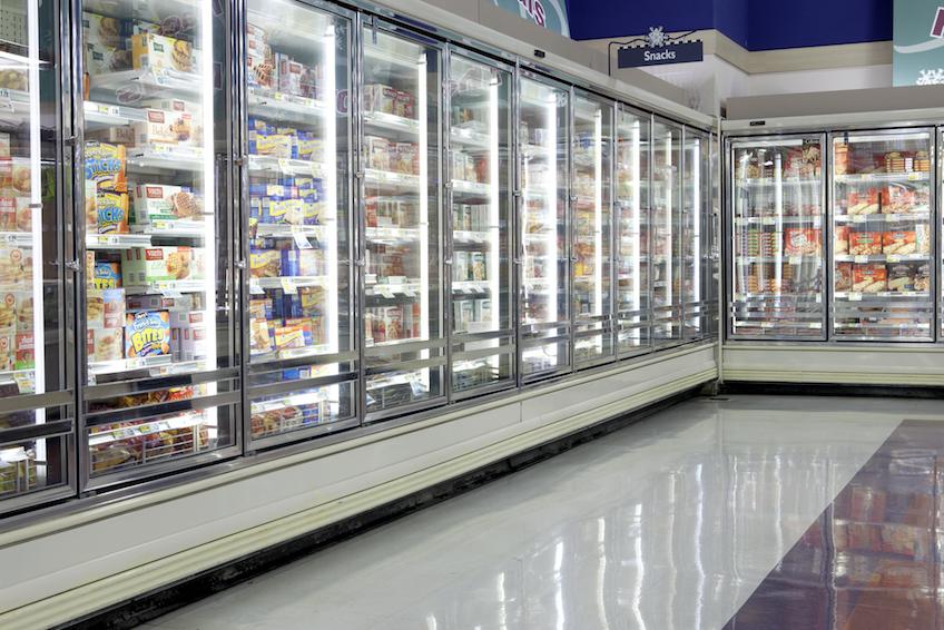 Супермаркет с хорошей доходностью