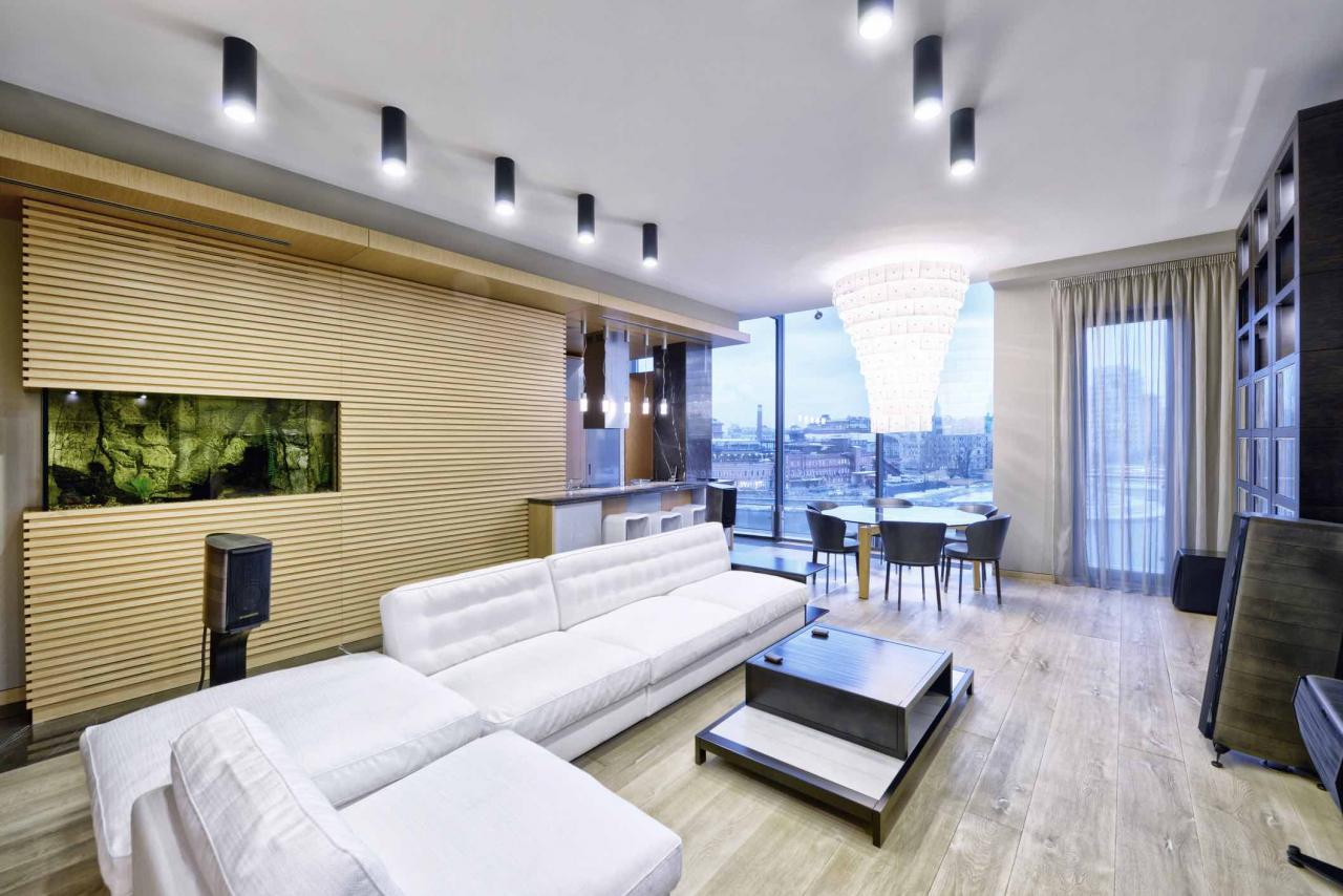 Новый, технологичный дом в Мюнхене