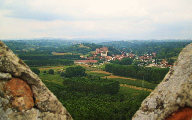 Romantic Castle Tuscany
