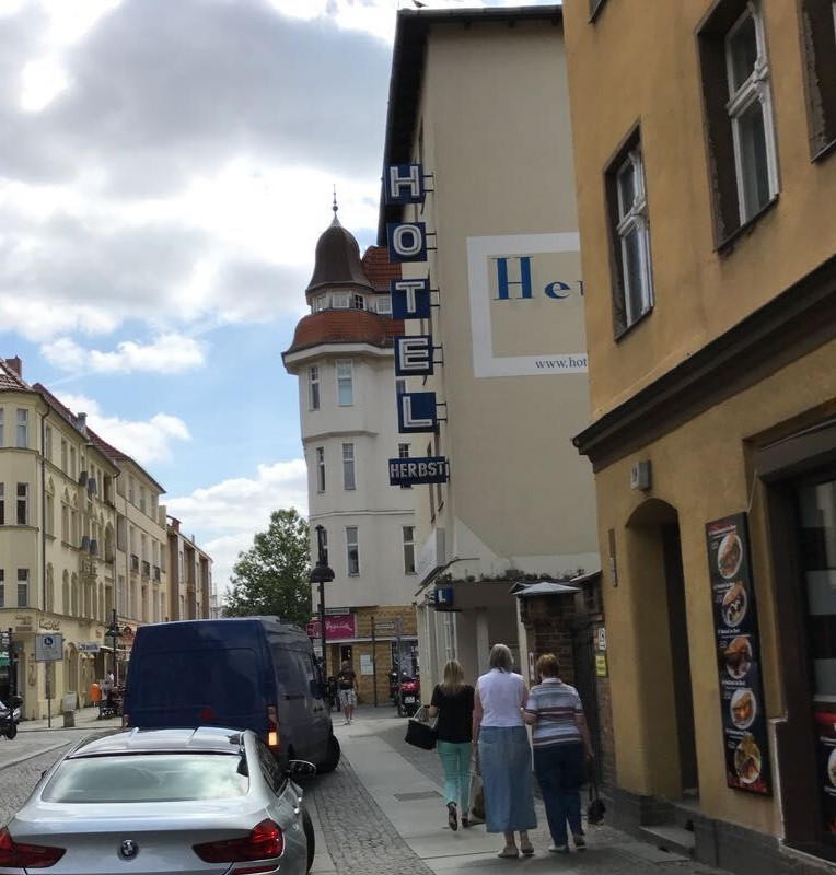 Hotel in old town Spandau