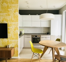 Modern new apartment in Dahlem!