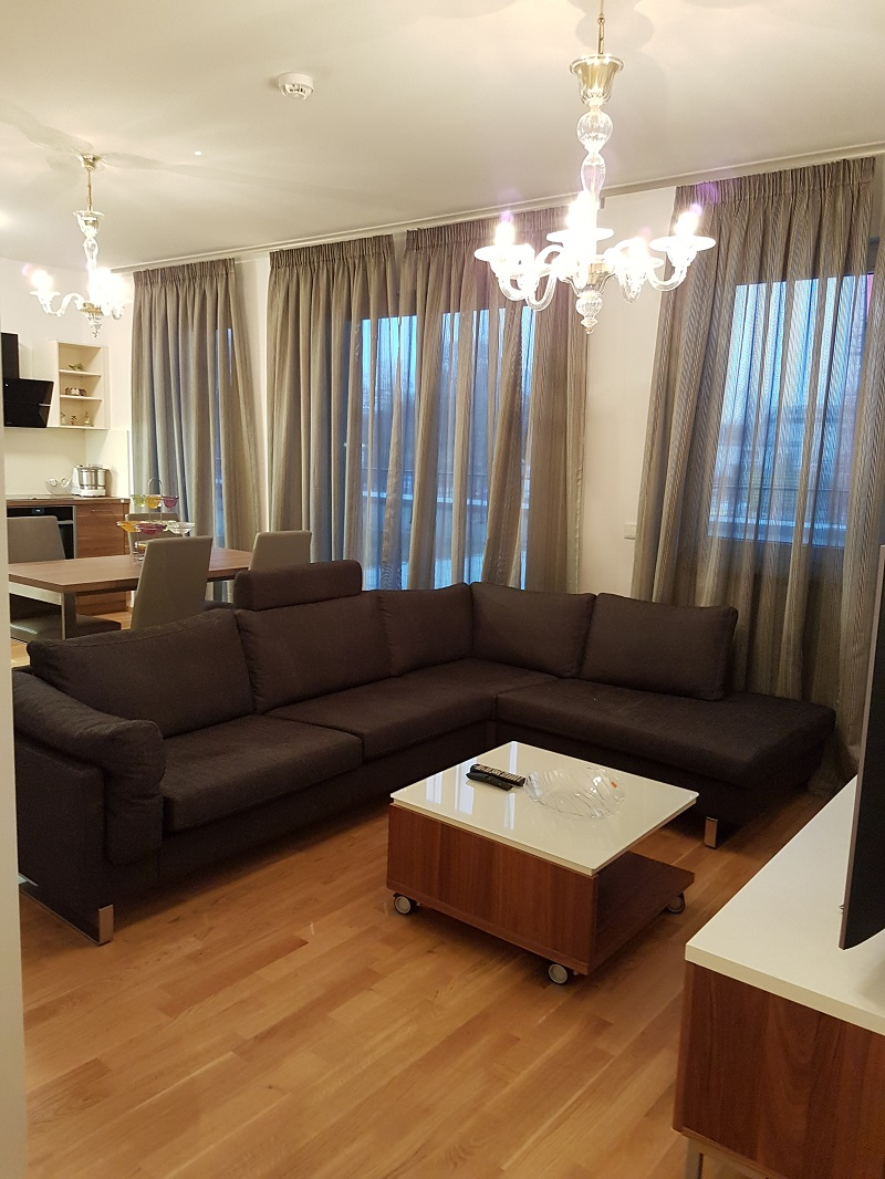 Furnished 3-room apartment in Mitte
